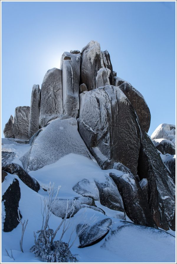 Cathedral Mount Buffalo - Charlie Brown