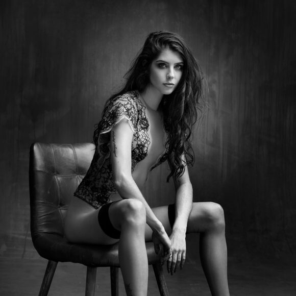 Portrait Workshop with Peter Coulson